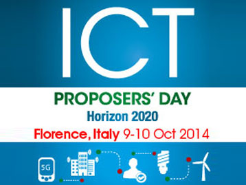 ICT Proposers' Day | 9-10 October 2014