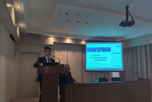 HORIZON 2020 Information Day took place at AzUAC