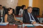 Adalat Pashayev from the Cybernetics Institute took part in the conference  in Morocco on 6-8 October, 2011